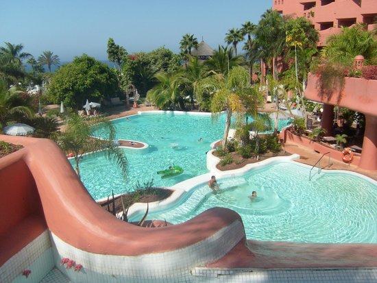 Sheraton La Caleta Resort & Spa, Costa Adeje, Tenerife: Fresh Water Pool