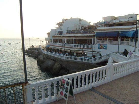 Sheraton La Caleta Resort & Spa, Costa Adeje, Tenerife: Beautiful Caleta