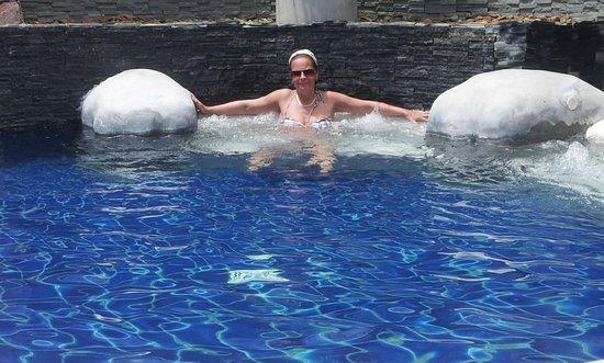 Panviman Resort - Koh Pha Ngan : Jacuzzi 02.07.14