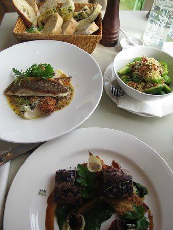 Te Whau Vineyard Restaurant: amazing dishes