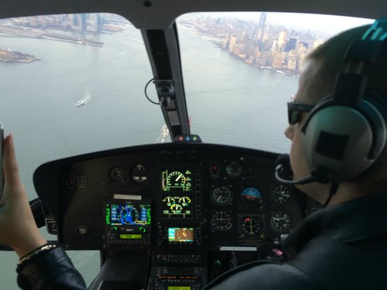 New York Helicopter: Helicopter