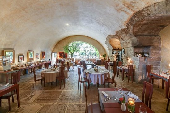 Le Moulin: Salle de restaurant