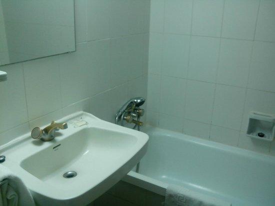 Hotel Samba : Baño