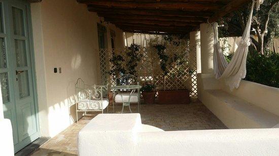 La Salina Hotel Borgo di Mare: Terrazzo camera