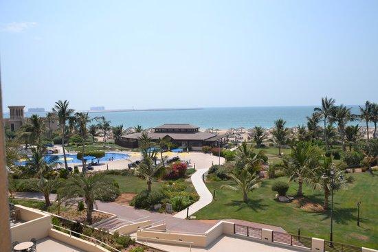 Hilton Ras Al Khaimah Resort & Spa: Grounds f Al Hara Hilton Golf and Spa resort