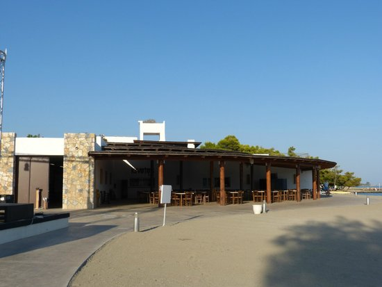 Barcelo Hydra Beach Resort : Restaurant de la plage
