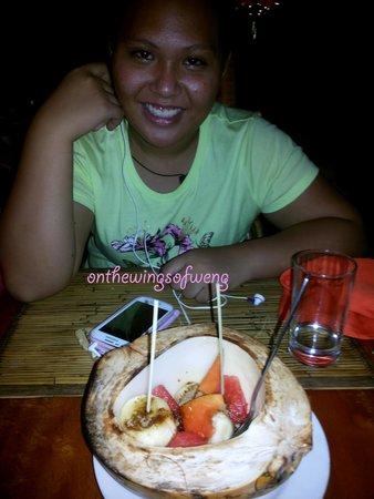 Kalui Restaurant: dessert