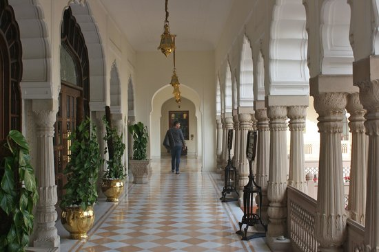 Rambagh Palace: So majestic
