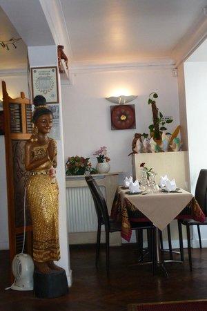Wila Wan Thai: Interior