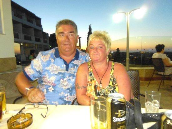 Panorama Village & Hotel : Lynne & Bobby