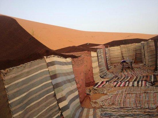 Merzouga Camp: Camp