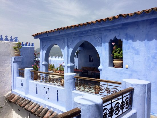 Casa Perleta : Rooftop terrace