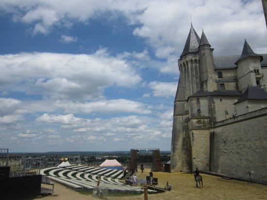 Loire Valley Uncorked : Château de Saumur