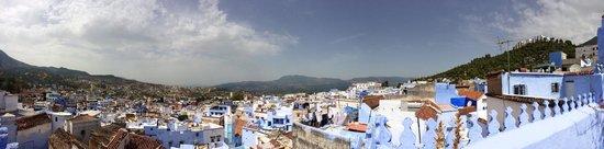 Casa Perleta: Rooftop terrace view