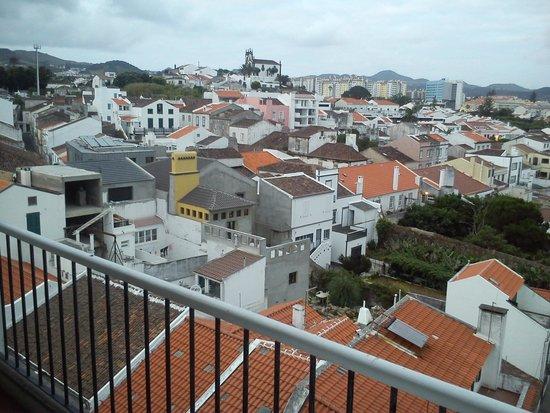 Hotel Acores Atlantico: Vistas habitación 606
