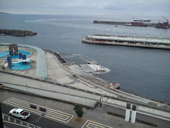 Hotel Acores Atlantico: Vistas habitación 620