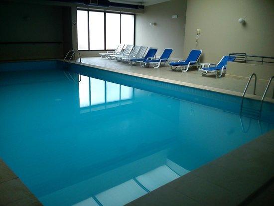 Hotel Acores Atlantico: Piscina cubierta