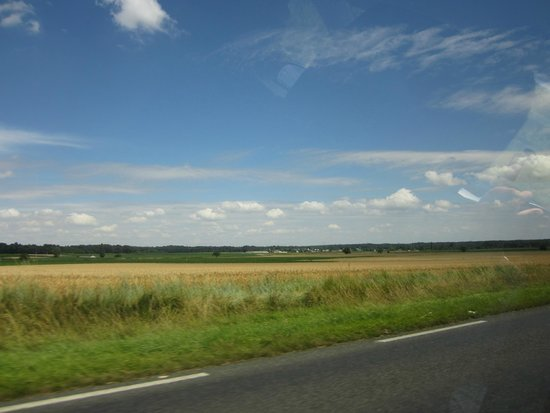 Loire Valley Uncorked: On the road
