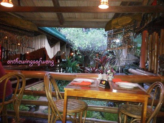 Kalui Restaurant: dining