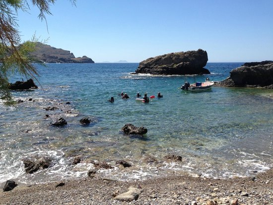 Plakias, Grecia: The perfect dive in Crete !