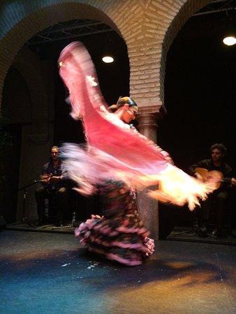 Museo del Baile Flamenco: Flamenco dancer