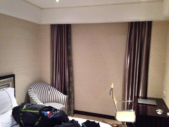 Andersen Culture Hotel : Pas de fenêtre dans beaucoup de chambre