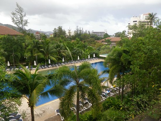 Centara Karon Resort Phuket: View from the Tropicale wing room