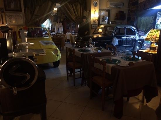 Hotel Rosati: il ristorante