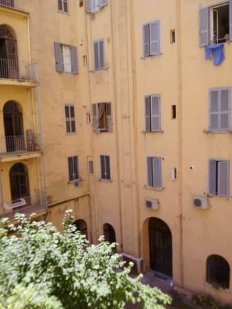 B&B Two Flowers: View from room