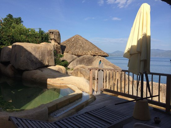 Six Senses Ninh Van Bay : My upgrade villa