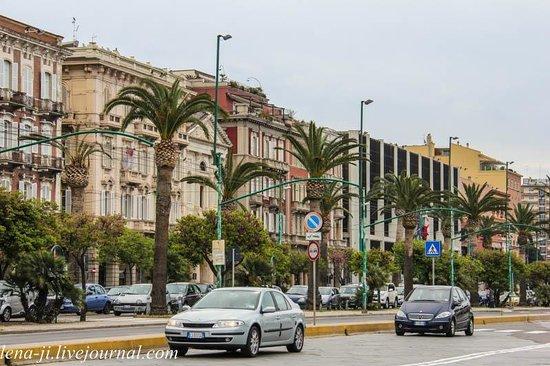 Hotel Miramare: via roma