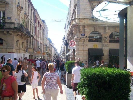 Rue Sainte-Catherine : Rue Ste Catherine, Bordeaux, France