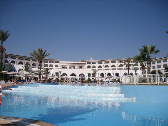 El Mouradi Palm Marina: Superbe piscine
