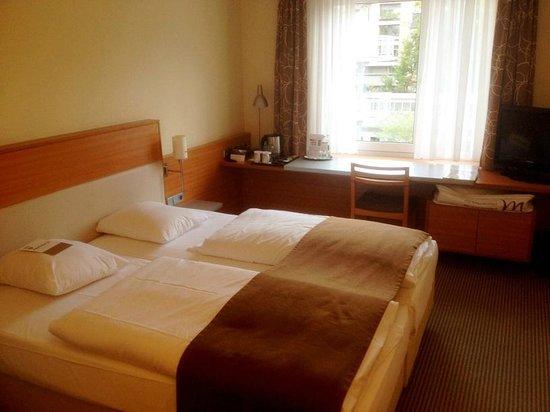 Mercure Hotel Mannheim am Rathaus: Superior room