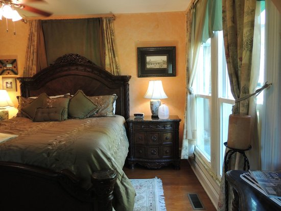 The Mark Addy: comfy bedding