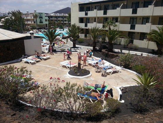 Apartamentos El Trébol : Our view