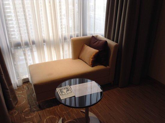 Asakusa View Hotel: カウチ