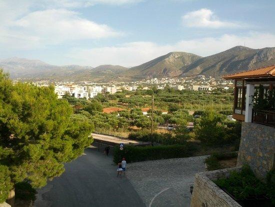Creta Maris Beach Resort : панорамный вид