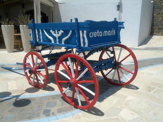 Creta Maris Beach Resort : опять телега
