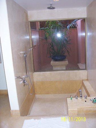 Park Hyatt Goa Resort and Spa : Ванная в ванной комнате