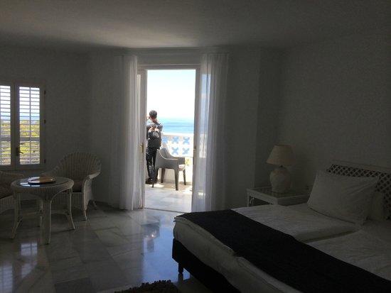 Hotel Village Ibiza: Chambre