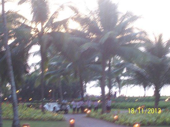 Park Hyatt Goa Resort and Spa: Видели символическую свадьбу!