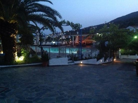 Elsa Hotel: hotel of a night, amazing views