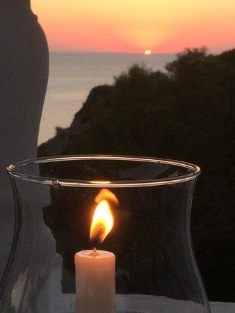 Hotel Village Ibiza: Coucher de soleil 5
