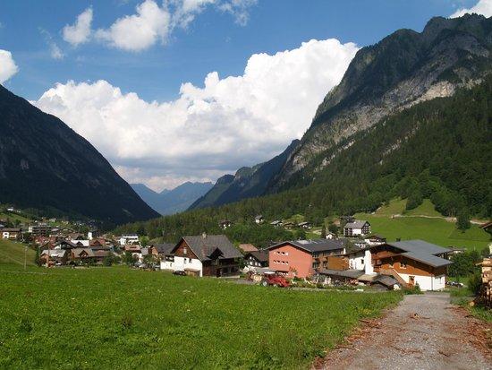 Dorfschenke: Het dorpje Brand
