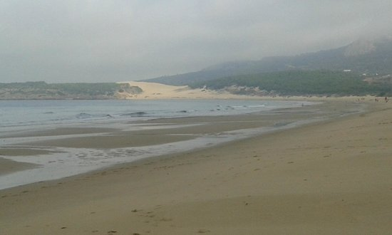La Posada de Lola: la playa de bolonia a menos de 5 mn andando