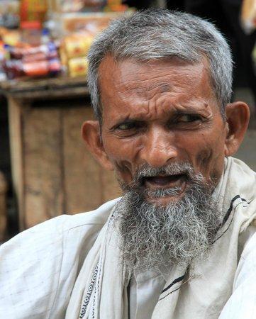 Calcutta Photo Tours : Local resident