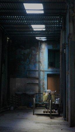 Calcutta Photo Tours : Shaft of light