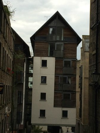 St Giles Apartments: exterior
