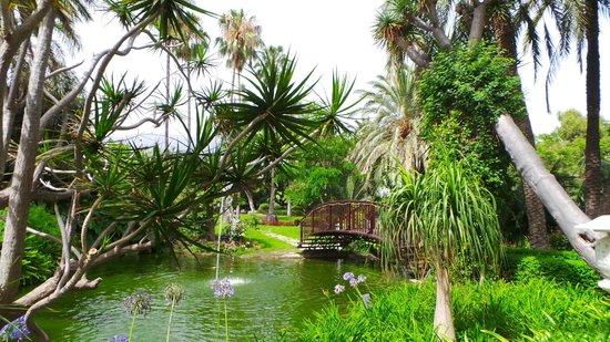 Hotel Botanico & The Oriental Spa Garden: Gardens